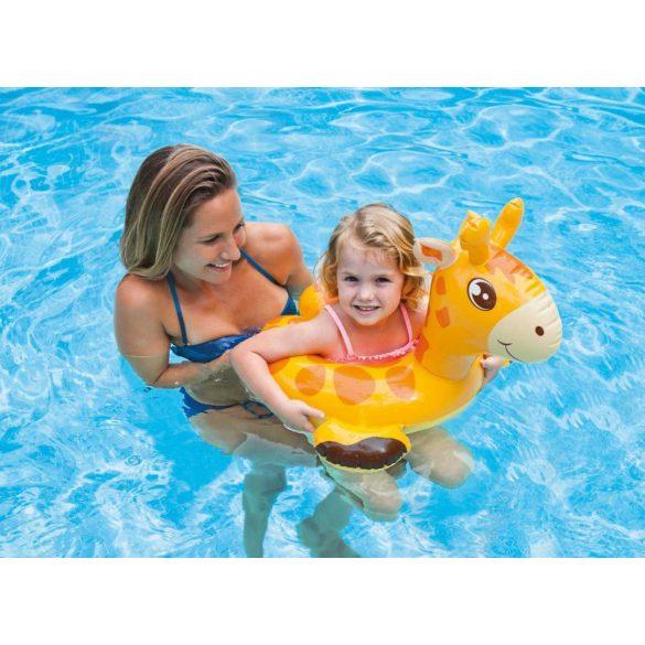 INTEX állatos úszógumi zsiráf 64 x 53cm (59220)