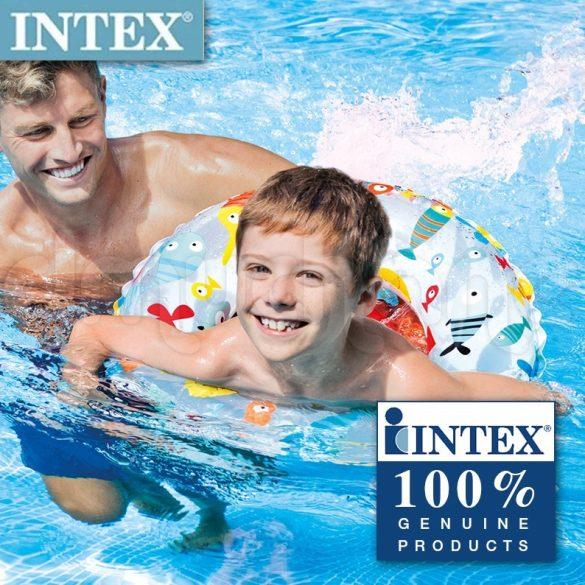 INTEX halmintás úszógumi D61cm (59241)