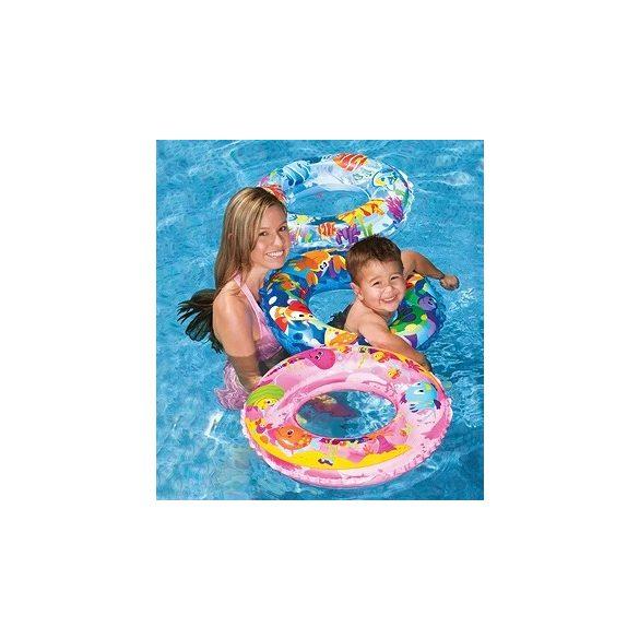 INTEX kék úszógumi D61cm (59242)