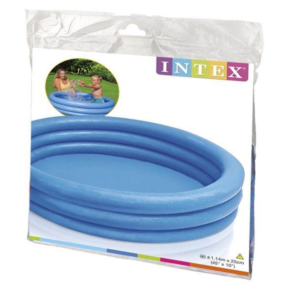 INTEX Crystal Blue medence D114 x 25cm (59416)