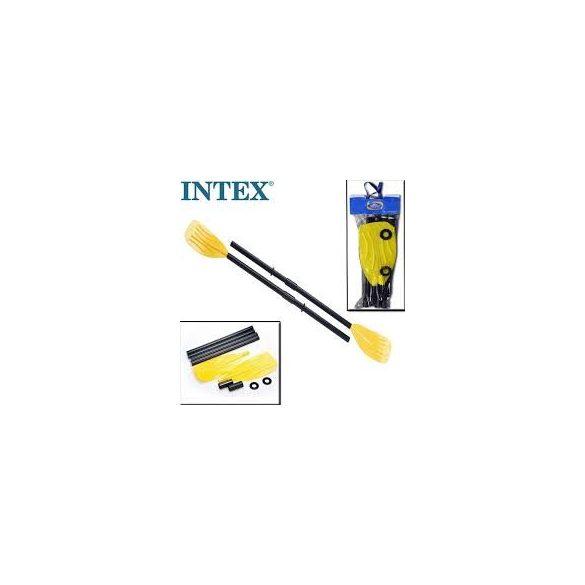 INTEX Evezőlapát sárga 122cm 2 db/csomag (59623)