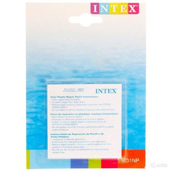 INTEX Javító szett, öntapadós folt (59631)