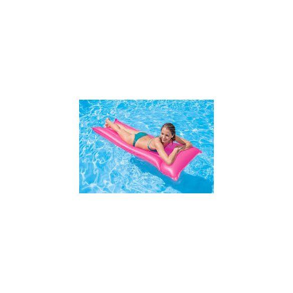 INTEX Neon Frost matt rózsaszín gumimatrac 183 x 76cm (59717)