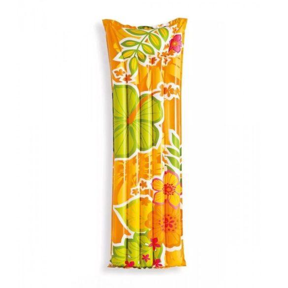 INTEX Fashion narancs gumimatrac 183 x 69cm (59720)
