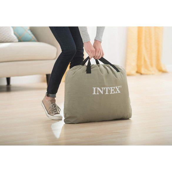 INTEX Essential Rest felfújható vendégágy, 152 x 203 x 42cm (64140)