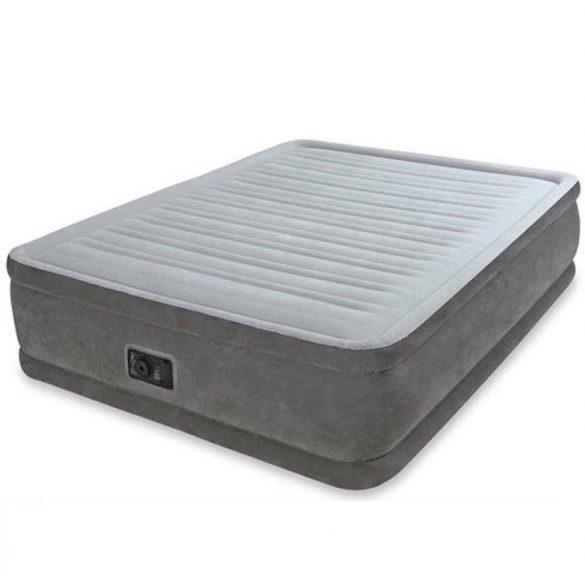 INTEX Comfort Plush felfújható vendégágy, 152 x 203 x 46cm (64414)