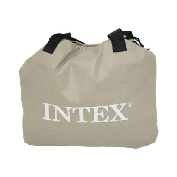 INTEX Ultra Plush felfújható vendégágy, 152 x 203 x 46cm (64428)