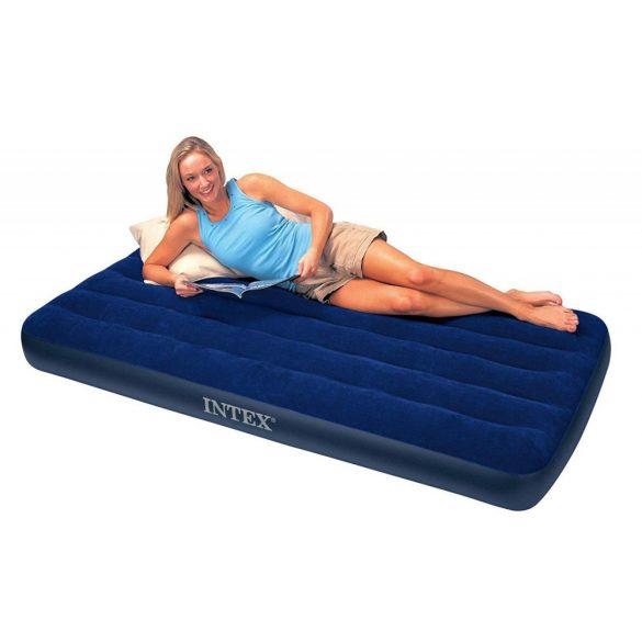 INTEX Classic Downy felfújható matrac, 99 x 191 x 25cm (64757)