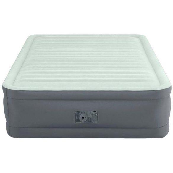 INTEX PremAire felfújható luxus vendégágy, 137 x 191 x 46cm (64904)