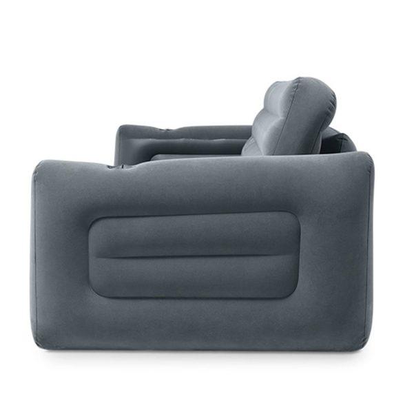 INTEX Pull-Out felfújható, átalakítható kanapé ágy, 203 x 224 x 66cm (66552)