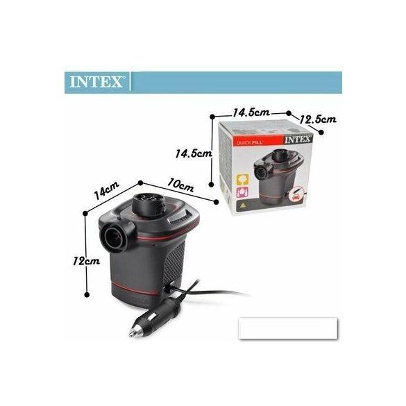 INTEX Quick-Fill DC (autós) elektromos pumpa (2019-es modell) (66636)