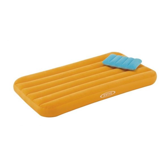 INTEX Cozy Kidz felfújható matrac, narancssárga, 88 x 157 x 18cm (66803)