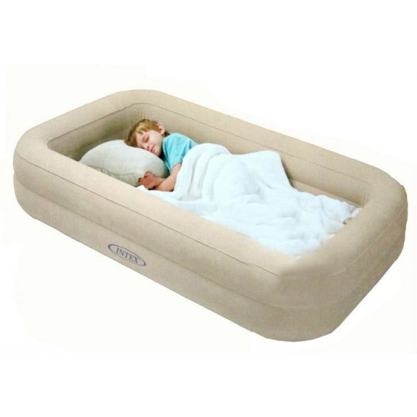 INTEX Kidz Travel felfújható matrac szett, 107 x 168 x 25cm (66810)