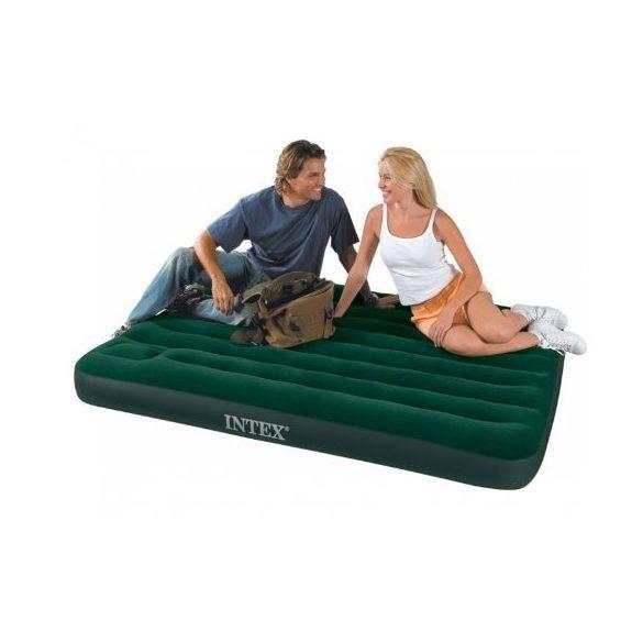 INTEX Downy felfújható matrac, 137 x 191 x 22cm (66928)
