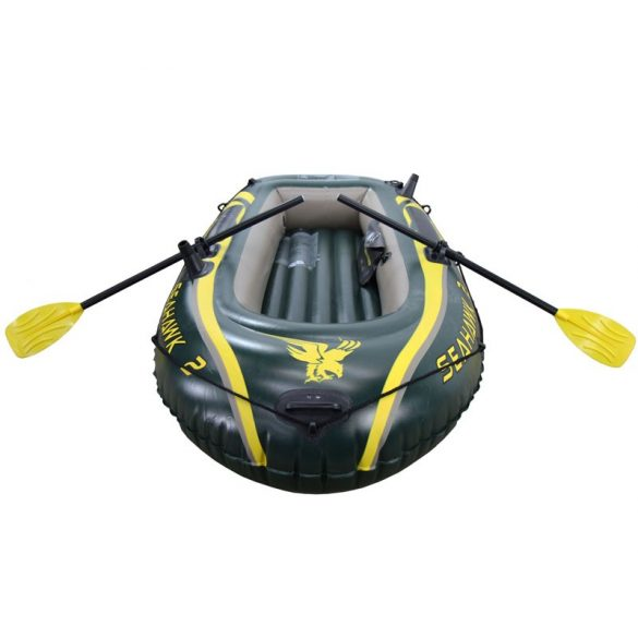 INTEX Seahawk 2 felfújható gumicsónak szett (2 személyes) 236 x 114 x 41cm (68347)