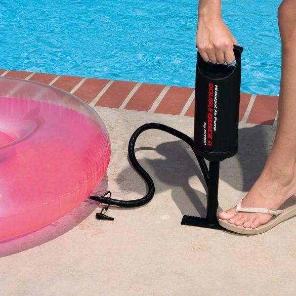 INTEX Double Quick 2 kézi pumpa 36cm (68614)