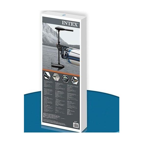 INTEX elektromos csónakmotor, felfújható csónakokhoz, 40 lbs (68631)