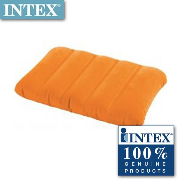 INTEX Kidz párna, narancssárga (68676)