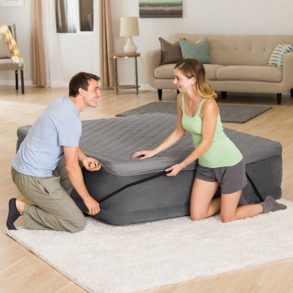 INTEX huzat felfújható ágyakhoz, 99 x 191 cm, 46 cm ágymagasságig (69641)