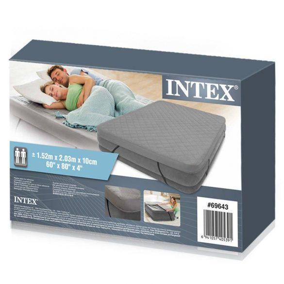 INTEX huzat felfújható ágyakhoz, 152 x 203 cm, 56 cm ágymagasságig (69643)